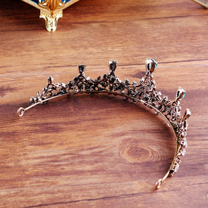 Bewitching Gothic Diadem