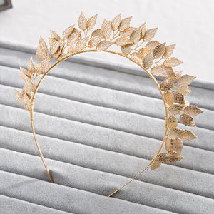Killer Godly Leaf Hairband