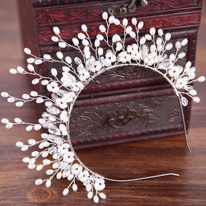Alluring Pearl Doll Headpiece