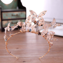 Load image into Gallery viewer, Zealous Fluttering Butterfly Tiara