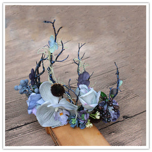 Wild Flower Fairy Headdress