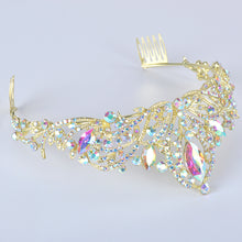 Load image into Gallery viewer, Zippy Colorful Fairy Diadem