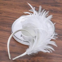 Load image into Gallery viewer, Flying Faux Feather Headbands
