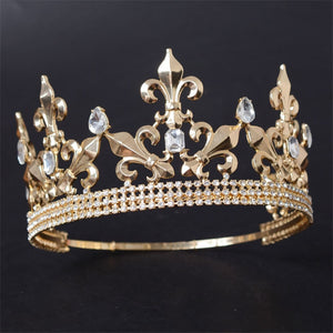 Xenial Adoring King Crown