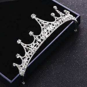 Divine Bridal Princess Crown