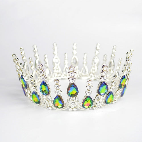 Bubbly Divine Sovereign Diadems