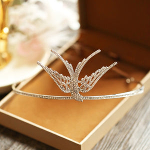 Jolly Diving Bird Tiara