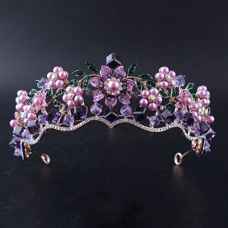 Yummy Fetching Violet Diadem