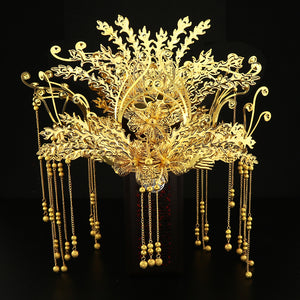 Chinese Wedding Coronet