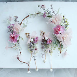 Wondrous Fantasy Fairy Wreath