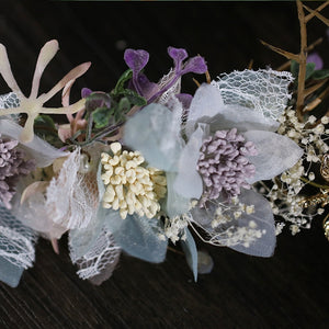 Brilliant Handmade Floral Headdress