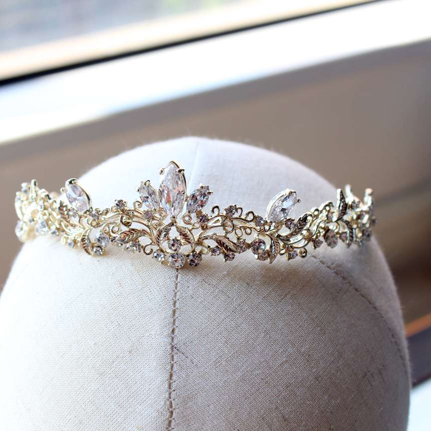 Beloved Goddess Elf Tiara
