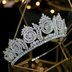 Regal Rose Sparkling Diadem