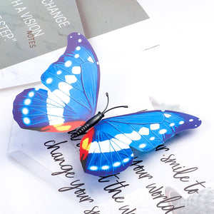 Happy-Go-Lucky Butterfly Hairpins