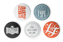 Lost Type Buttons