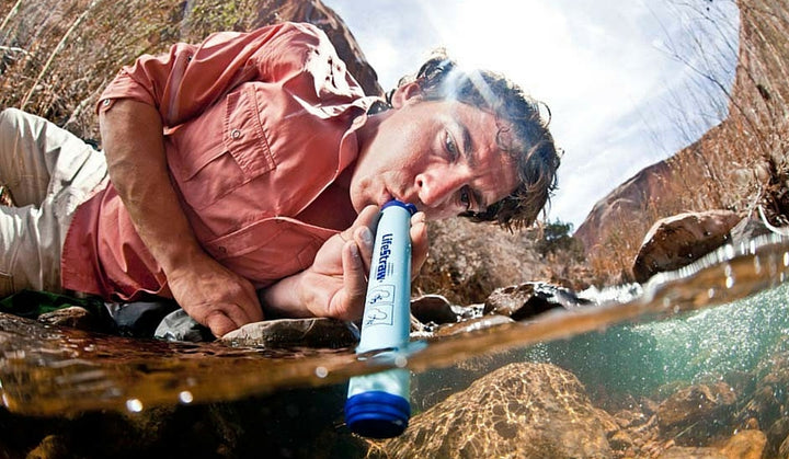 Staying Hydrated on Wilderness Trips