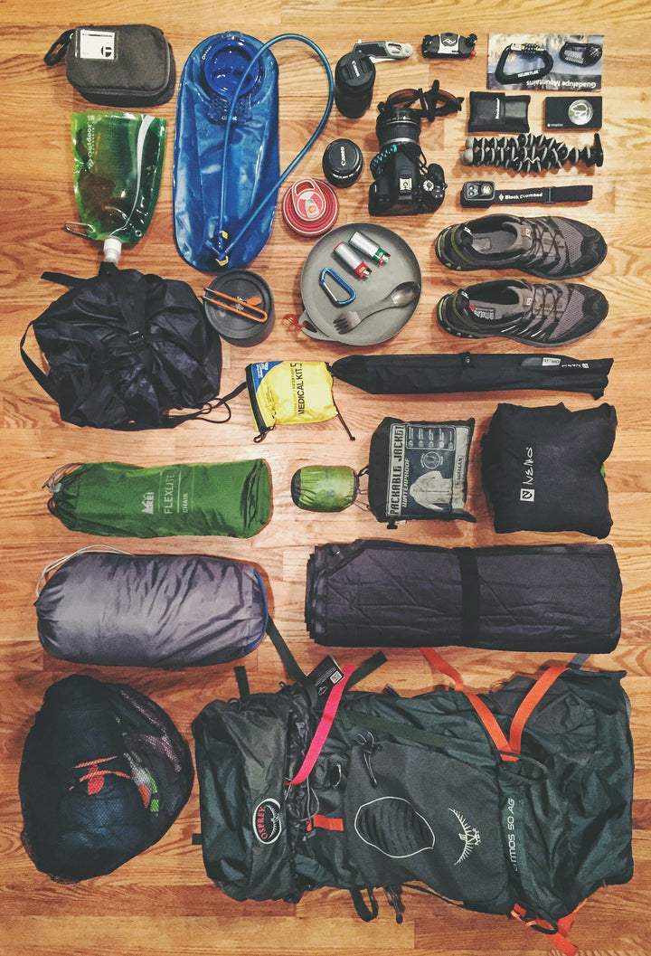 Gear Tips and Suggestions for your Next Camping or Backpacking Trip