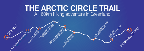 ALONE IN THE ARCTIC - My journey on the Arctic Circle Trail (Greenland) (Day 2)