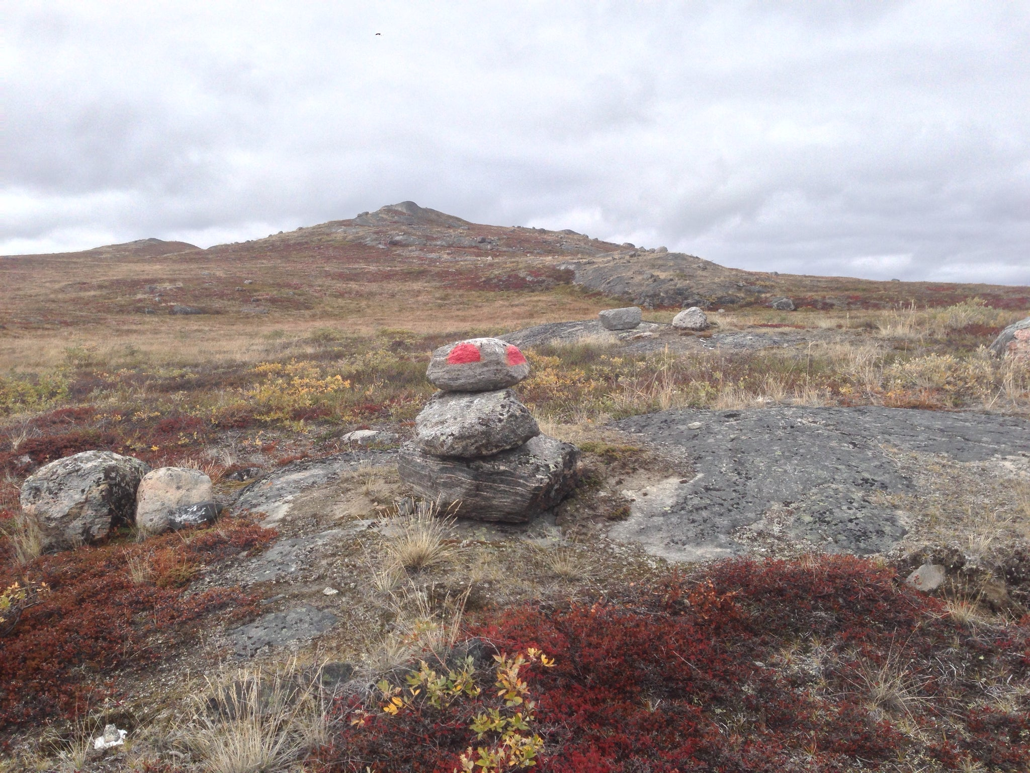 Cairn, Arctic Circle Trail, Greenland