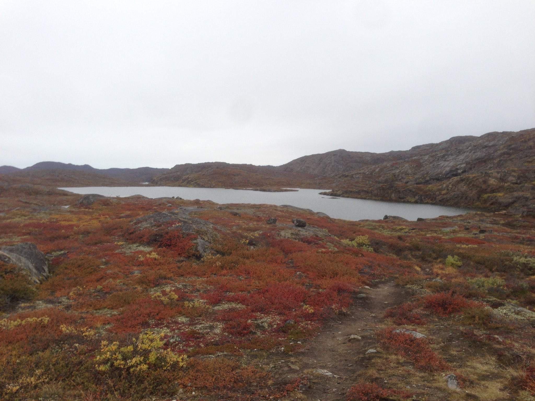 Water Source, Ikkattooq Hut, Greenland (Arctic Circle Trail)