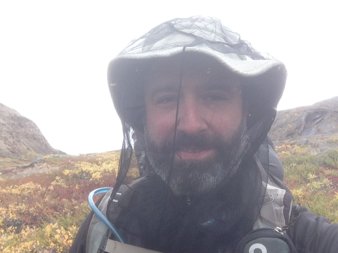 Head Net, Midge Net, Greenland (Arctic Circle Trail)