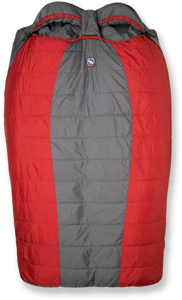 Rent Sleeping Bags - Double Wides for Two Campers