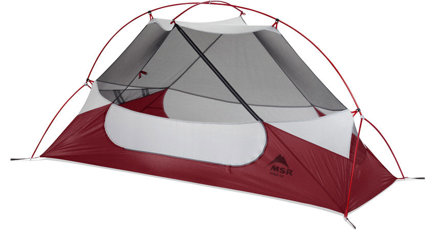 MSR Hubba One Person Backpacking Tent