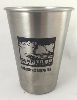 Gear To Go Outfitters Pint Cup