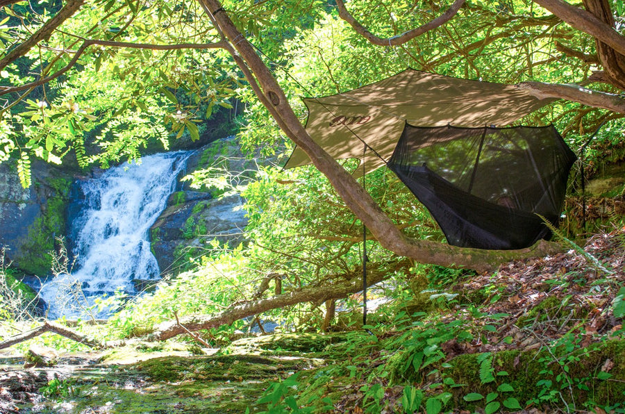 Medium image of backpacking  hammock  tent rental  1 person