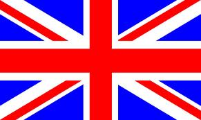 Union Jack Flag,  Nylon