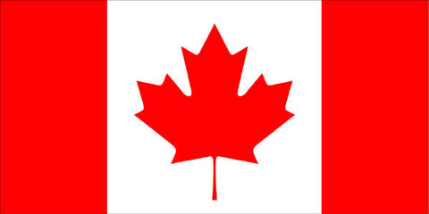 Canada Flag, Polyester
