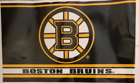 Boston Bruins Flag