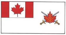 Land Forces Command Flag