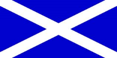 St. Andrew's Cross Flag