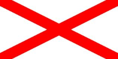St. Patrick's Cross flag