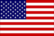U.S.A. Flag , Polyester