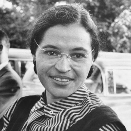 Rosa Parks - An important women for the civils rights
