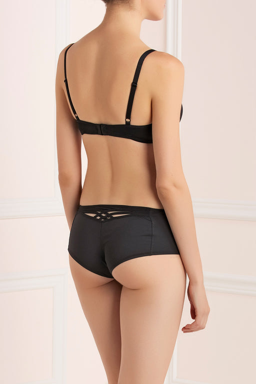Marlies Dekkers Dame de Paris black short workingirls lingerie