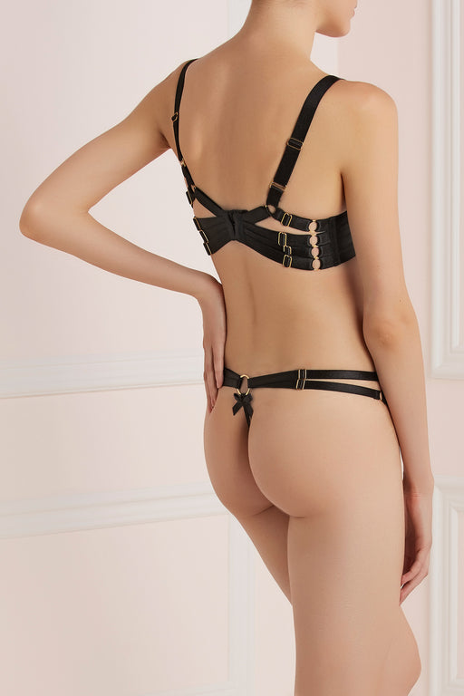 Voyeur thong by Bordelle workingirls lingerie
