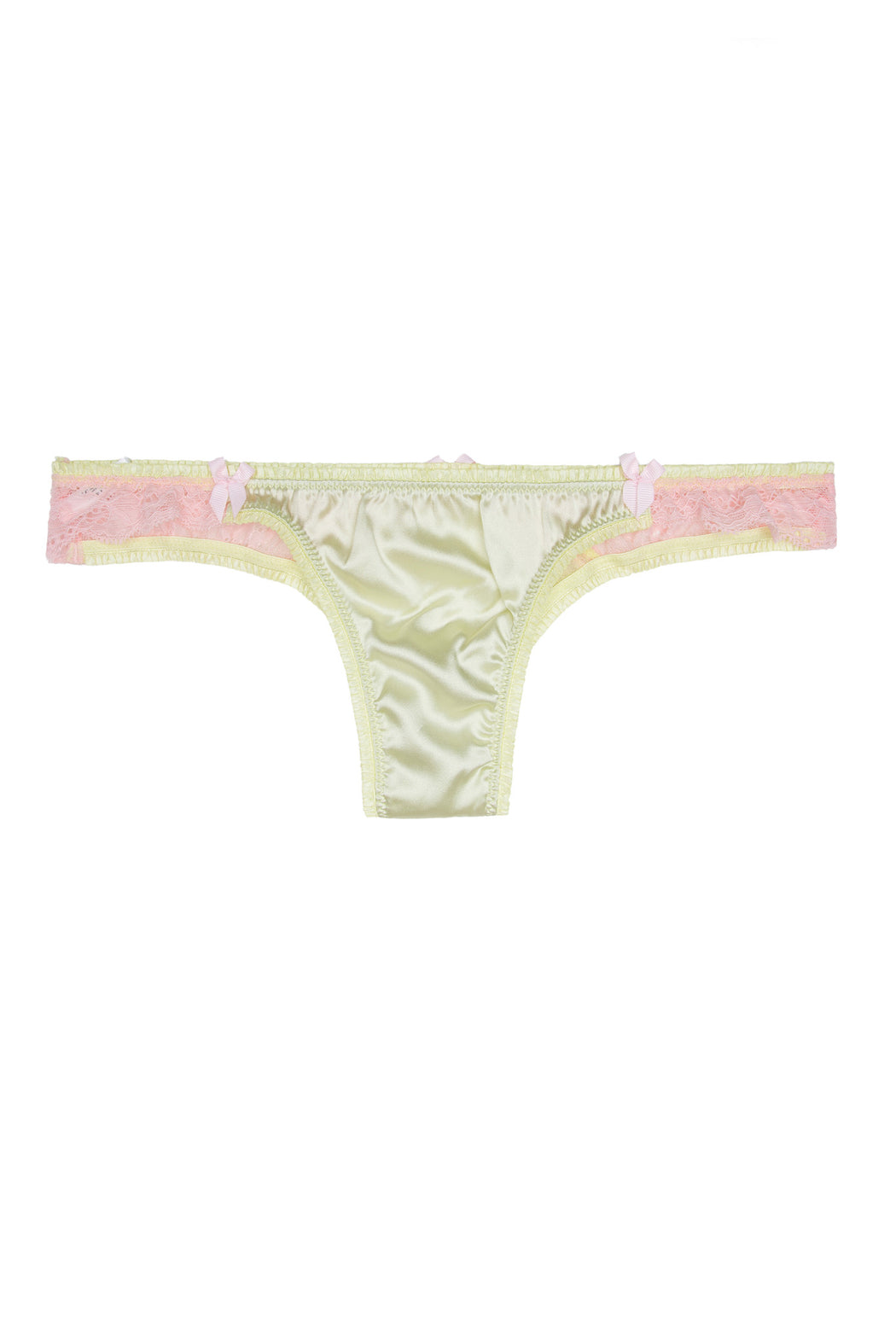Kiwi Pavlova thong by Mimi Holliday workingirls lingerie