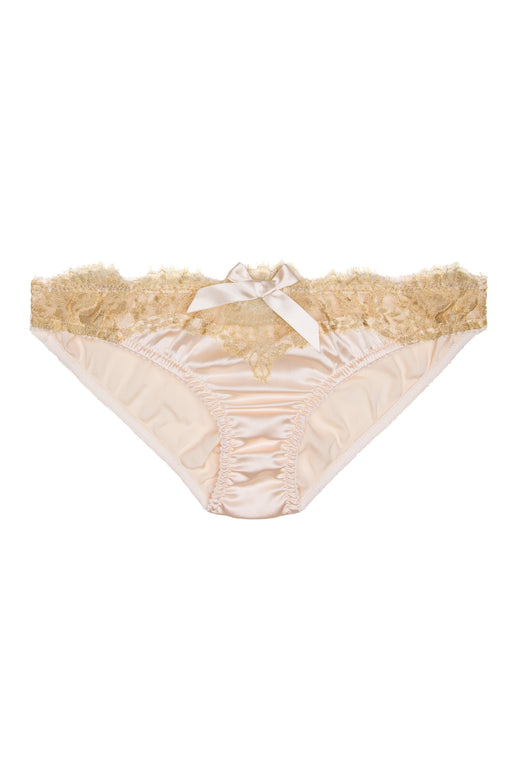Lucile 11 rue de Penthievre brief Workingirls luxury Gold bridal lingerie
