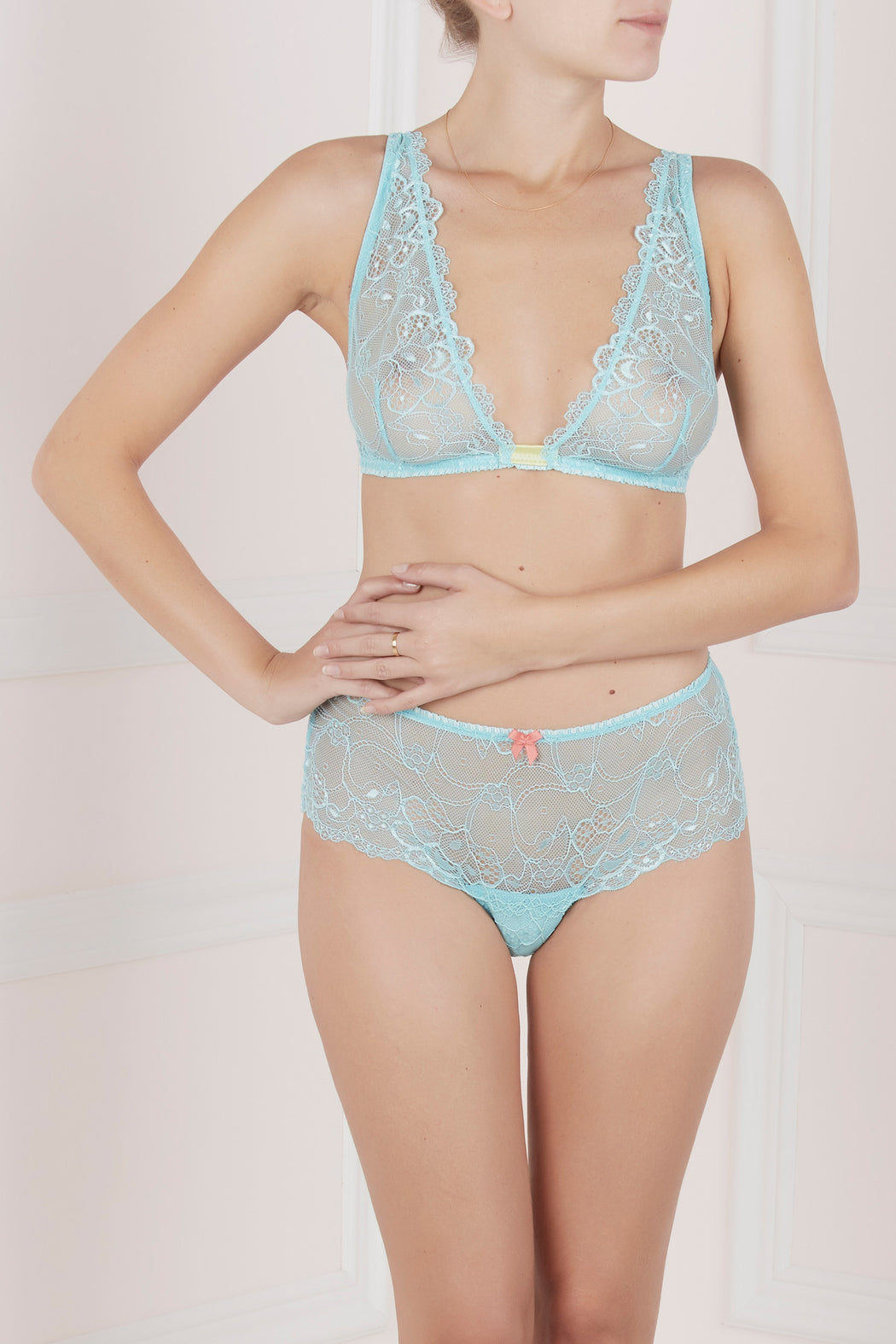 Workingirls Lingerie | Summer Sorbet Soft Bra by Mimi Holliday