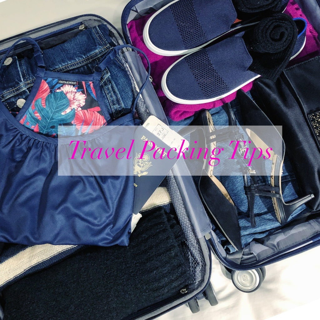 How to pack for a destination party or wedding