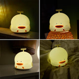 Lámpara Luz Led Usb Recargable Pato