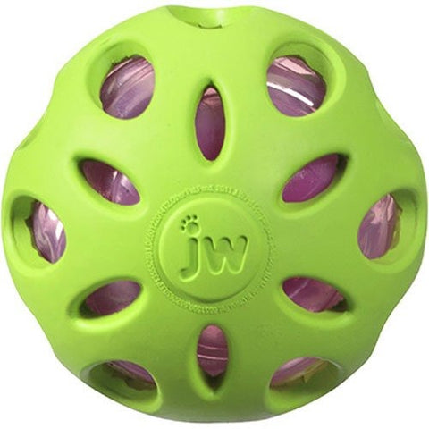 Heads Crackle Ball Juguete para Perro