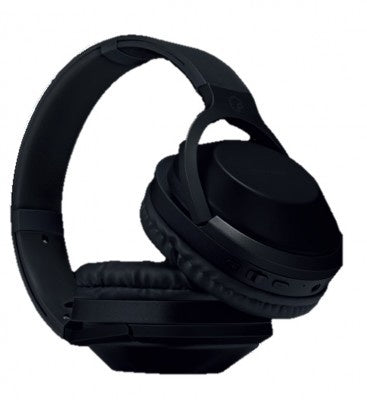 Diadema Bluetooth 5.0, Over Ear Lf Acoustics, Negro