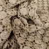 Buy Beige French Lace Fabric
