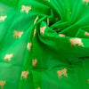Buy Green Uppada Fabric