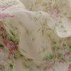 Buy Light Beige Organza Fabric