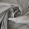 Buy Grey Khadi Cotton Fabric